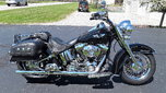 06 Harley Softail Deluxe  for sale $8,900