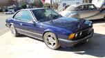 1980 BMW 633CSi  for sale $12,000