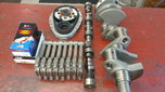 Chevy Bowtie Block &Rotating Assy.  for sale $2,500