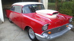 Nice 57 Chevy Drag Car (TK) or (ROLLER)  for sale $27,500