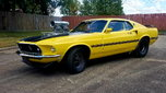 1969 Ford Mustang Fastback Mach 1 Tribute Pro Street Blown S  for sale $48,500