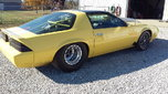 camaro rolling chassis sale trade  for sale $18,000