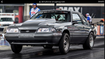 88' Fox Body LS Turbo/Dragweek Finisher  for sale $25,000