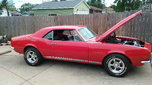 1967 Chevrolet Camaro  for sale $35,000