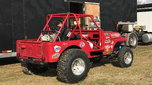 Dirt / Mud Drag Racing Jeep  for sale $3,800