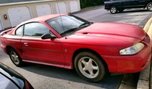 96 Mustang / Title / $1000 / Runs  for sale $1,000