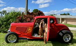 1933 Steel Ford 5 Window Hi Boy