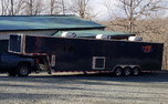 Custom hauler with sleeping quarters   for sale $25,950