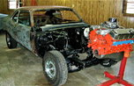 1972 CHEVROLET NOVA - Assembly Required   for sale $3,499