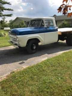 1957 FORD F-350  for Sale $16,500