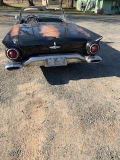 1957 FORD THUNDERBIRD  for Sale $24,949