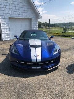 2019 Corvette Stingray Conv  for Sale $57,000