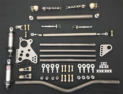 """Advanced Chassis """"Low Boy"""" 4 link Kits"""