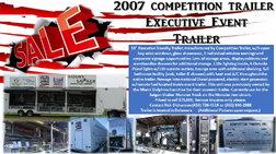 EVENT MERCHANDISE TRAILER  for sale $75,000