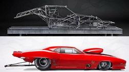 2016 McAmis '69 Camaro. All Carbon Body and Interior. Multi
