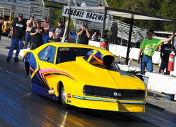 2010 Bickel 68 Camaro Ex Troy Coughlin Ex Jeff Naiser Car