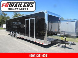 2020 Cargo Mate 34ft Eliminator Series Car / Racing Trailer  for sale $24,999