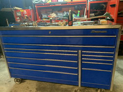 Snap on Snapon snap-on KRL1032epcm royal blue.