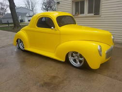 1941 Willys Deluxe  for sale $77,000