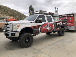 2016 F-350 Chase Truck