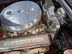 gm 2x4 intake for 283 engine