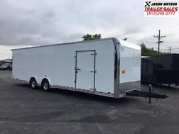 2020 United UXT 8.5X28 Car/Race Trailer #6310