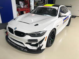 2019 BMW M4 GT4