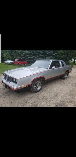 1984 Oldsmobile Cutlass Supreme  for Sale $7,500