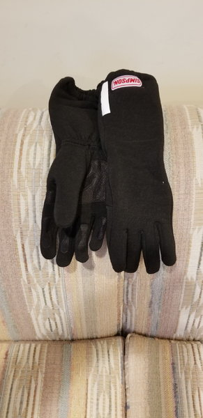 New Simpson Gloves  for Sale $240