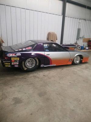 1982 super gas-braket car
