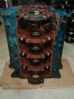 Ford Boss HP429 block