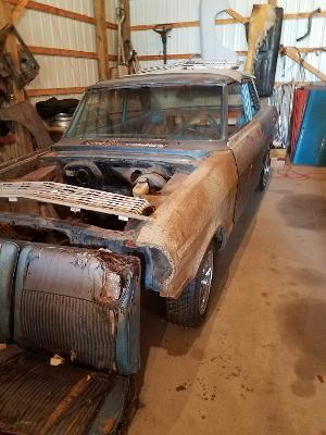 1963 Chevrolet Chevy II  for Sale $4,200
