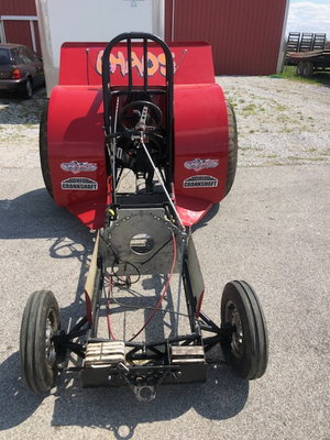 Mini Rod Rolling Chassis - Engler Built