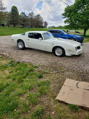 1976 TRANS AM AND 26 FT TRAILER