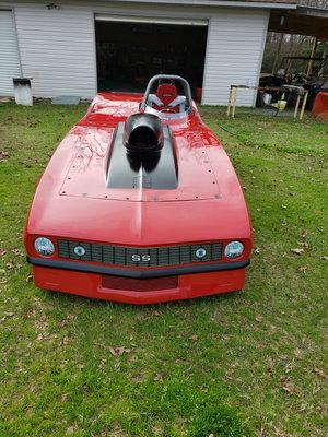69 Camaro roadster