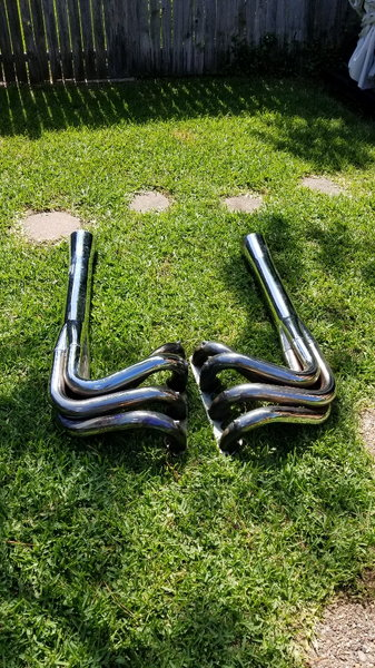 Big Block Ford Jet Boat Headers   for Sale $350