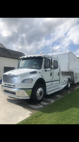 2009 Freightliner M2 Sport Chassis  for Sale $73,500