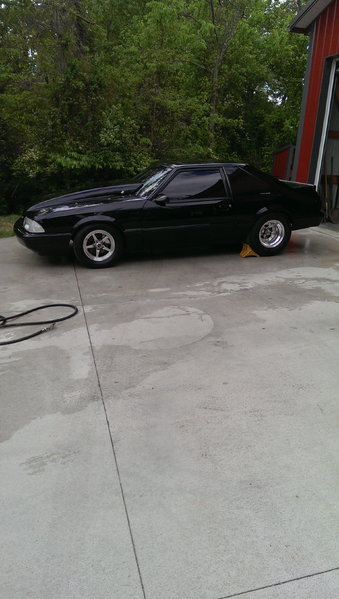 1993 Ford Mustang  for Sale $20,000