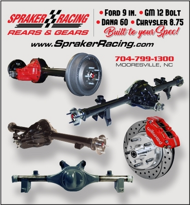 SEE US FOR YOUR REAR ENDS AND BRAKES