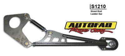 Autofab Race Cars - Street Rod Ladder Bars