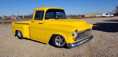 1957 Chevrolet Truck Big Back Window