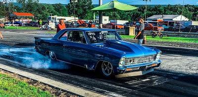 1966 Nova street/drag car