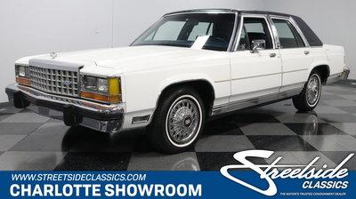 1986 Ford LTD Crown Victoria
