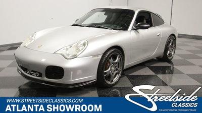 2002 Porsche Carrera