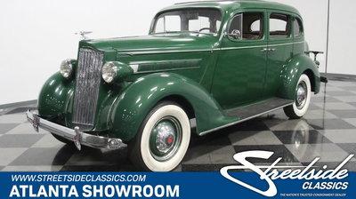 1937 Packard Six Touring Sedan