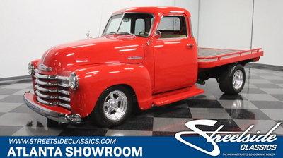 1948 Chevrolet 3100 5 Window Flatbed