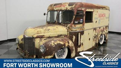 1947 International Harvester KB Delivery Van