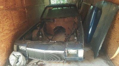 79 Buick Regal + Parts