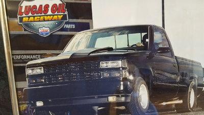 454 SS Truck