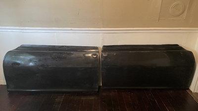 1962-65 fiberglass doors
